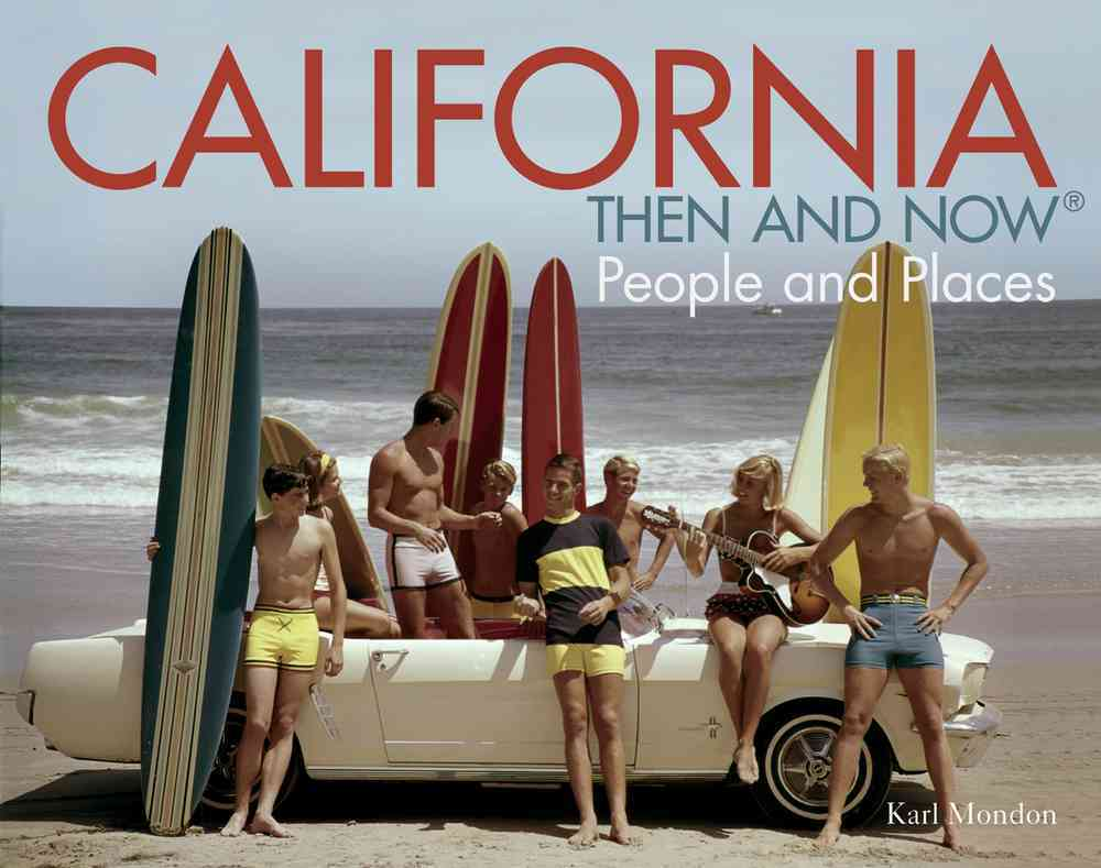 California By Mondon, Karl (PHT)